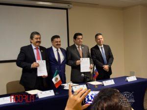 Convenio de colaboración CEEJ  –  NCIA  –