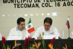 Convenio de colaboración Tecomán – NCIA Mx