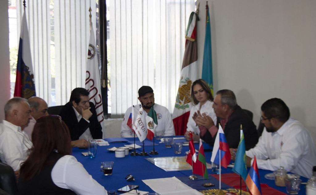 Convenio marco de colaboración general MILPA y ACORLA