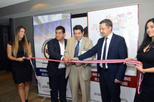 Inauguración del Centro Financiero y de Operaciones en Sudamérica de