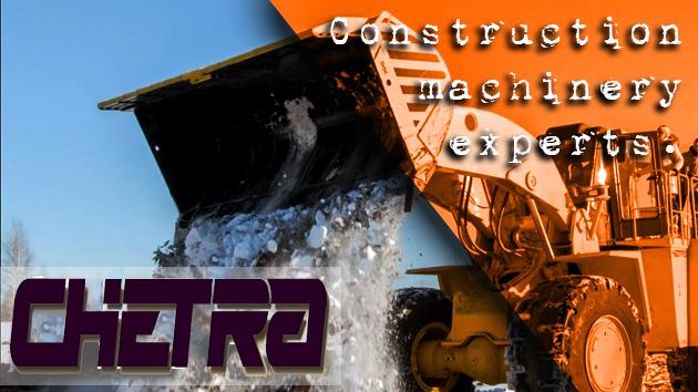 CHETRA – Expertos en maquinaria de construcción.
