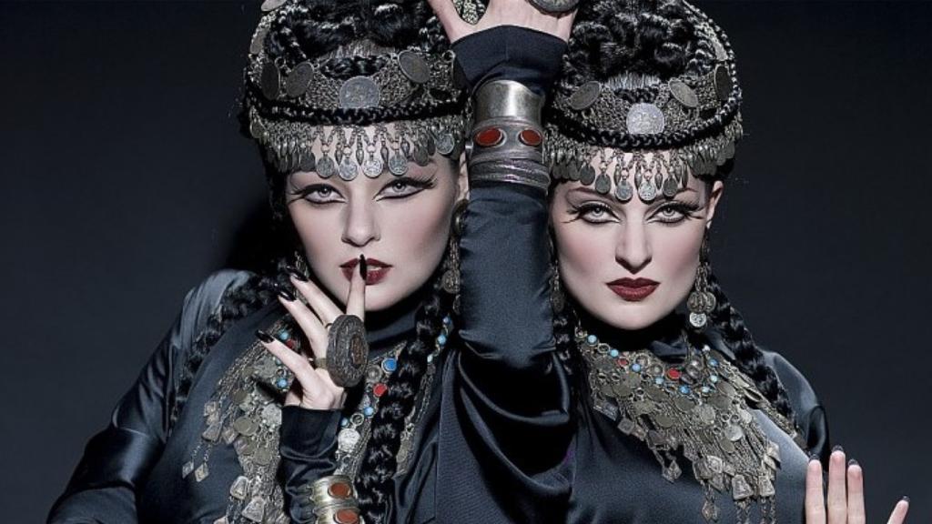Inga & Anush – Dzyan Heqiat